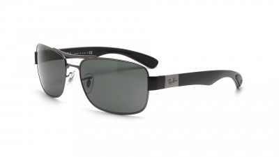 7f1a1f4e574 Ray-Ban RB3522 004 71 61-17 Grey ...