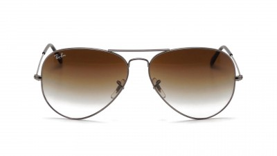 Ray-Ban Aviator Large Metal Argent RB3025 004/51 55-14