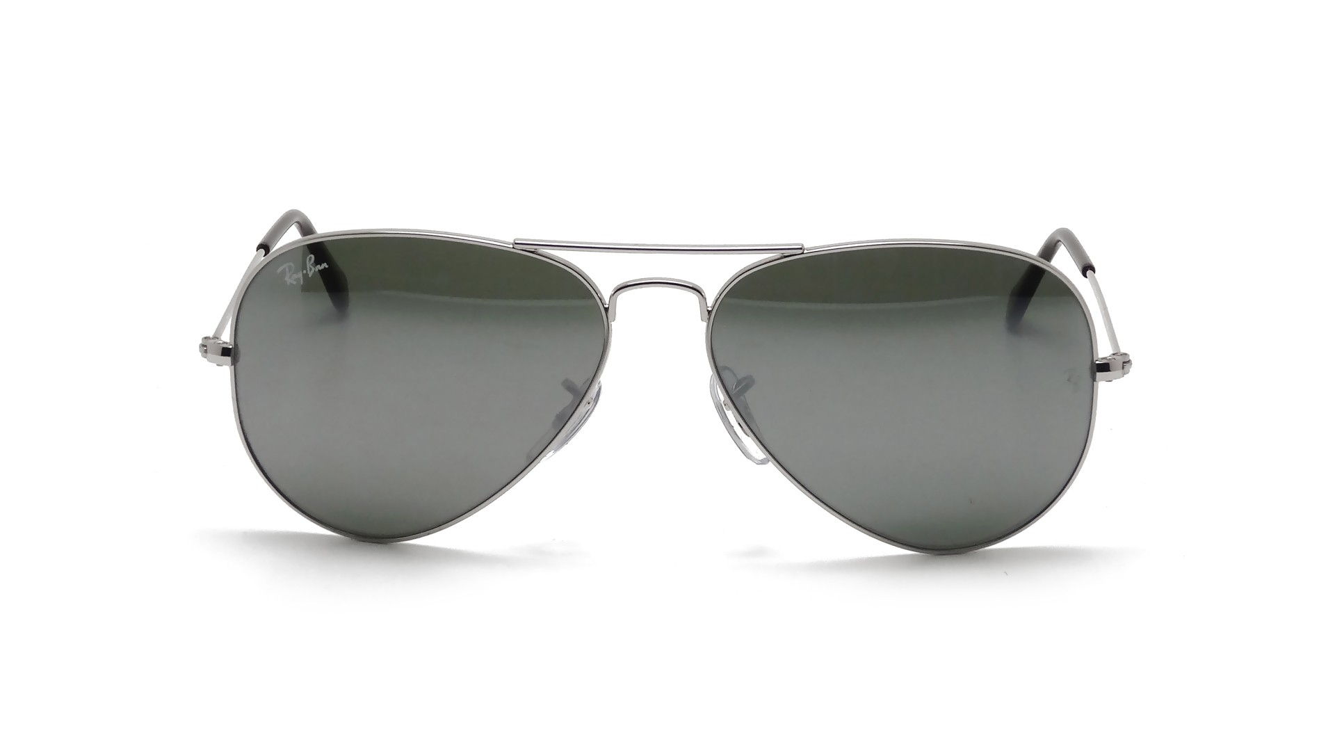Ray Ban Aviator Large Metal Silver Rb3025 W3277 58 14