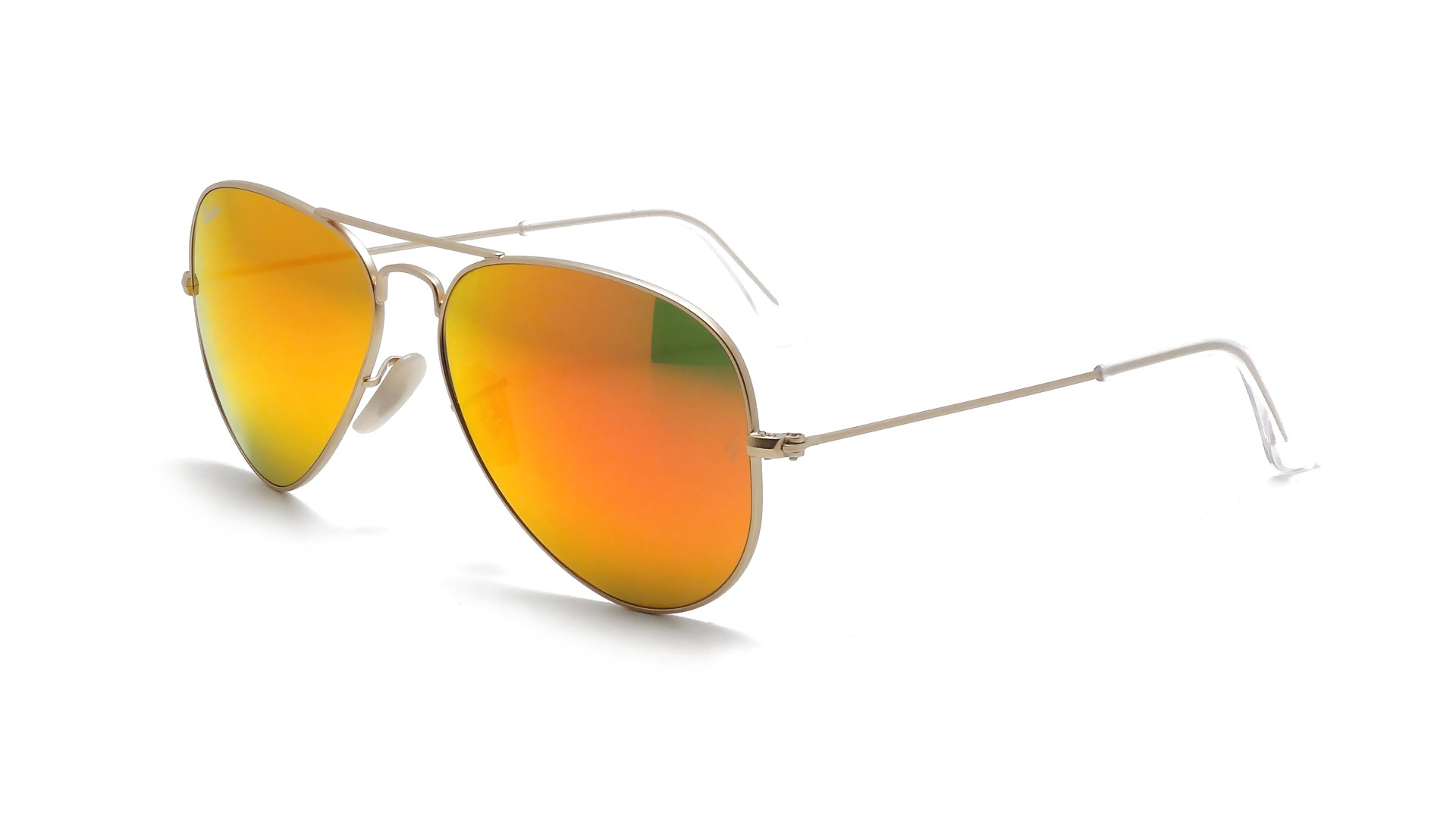 Ray-Ban Aviator Metal Or RB3025 112 69 58-14   Prix 69,20 €   Visiofactory 7c7c143da1fc