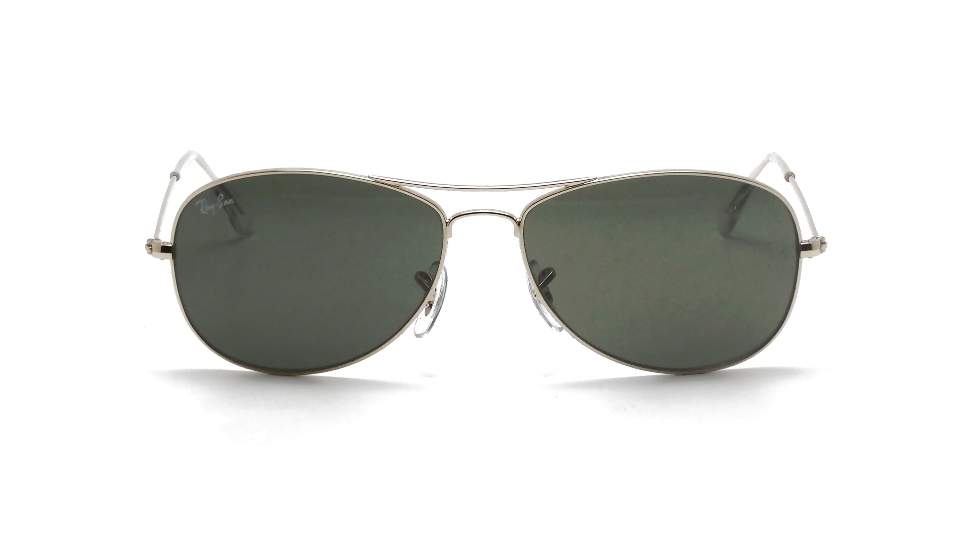 67a2da9602 Sunglasses Ray-Ban Cockpit Gold RB3362 001 56-14 Medium