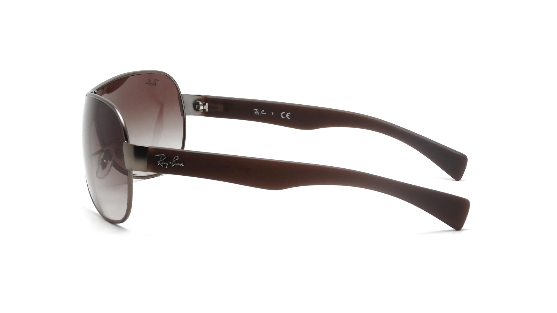 b07ff34d755 Sunglasses Ray-Ban Masque Emma Brown RB3471 029 13 32 Small Gradient