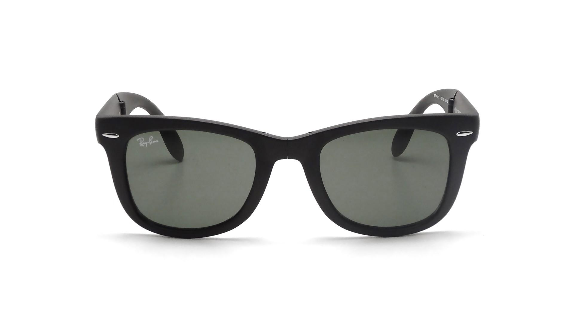 5f50b8b653a ... coupon code for ray ban original wayfarer black rb4105 601 58 50 22  pliantes polarisés visiofactory