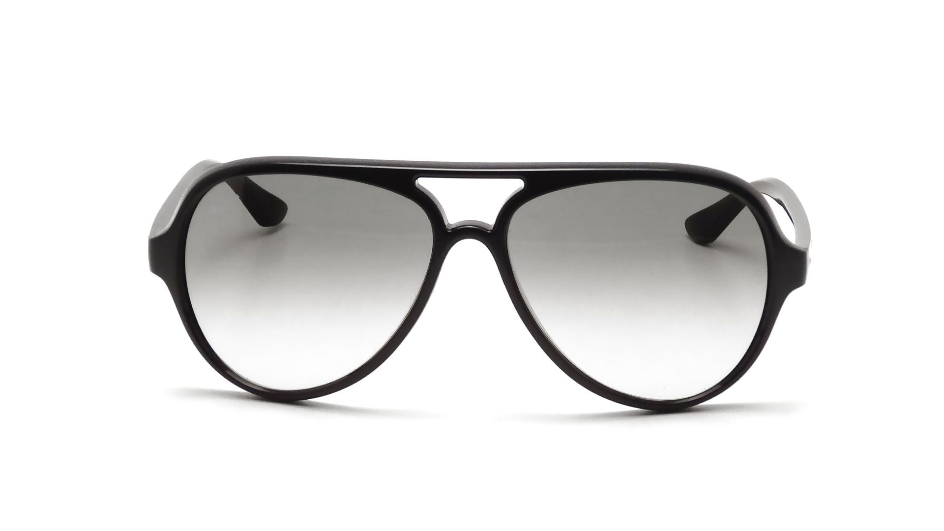 92a4f7c52a6 Ray-Ban Cats 5000 Black RB4125 601 32 59-14