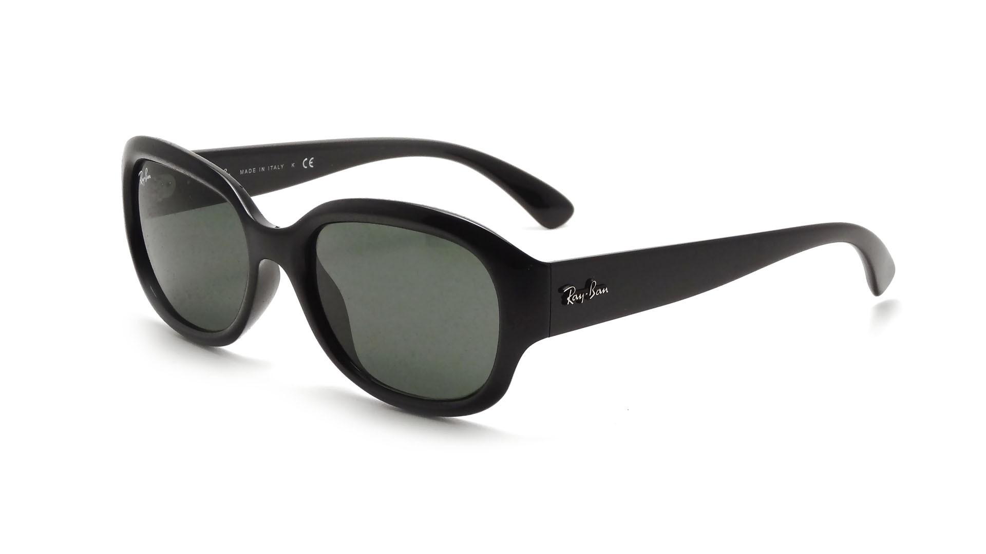 d48ca023ac Sunglasses Ray-Ban RB4198 601 55-18 Black Medium