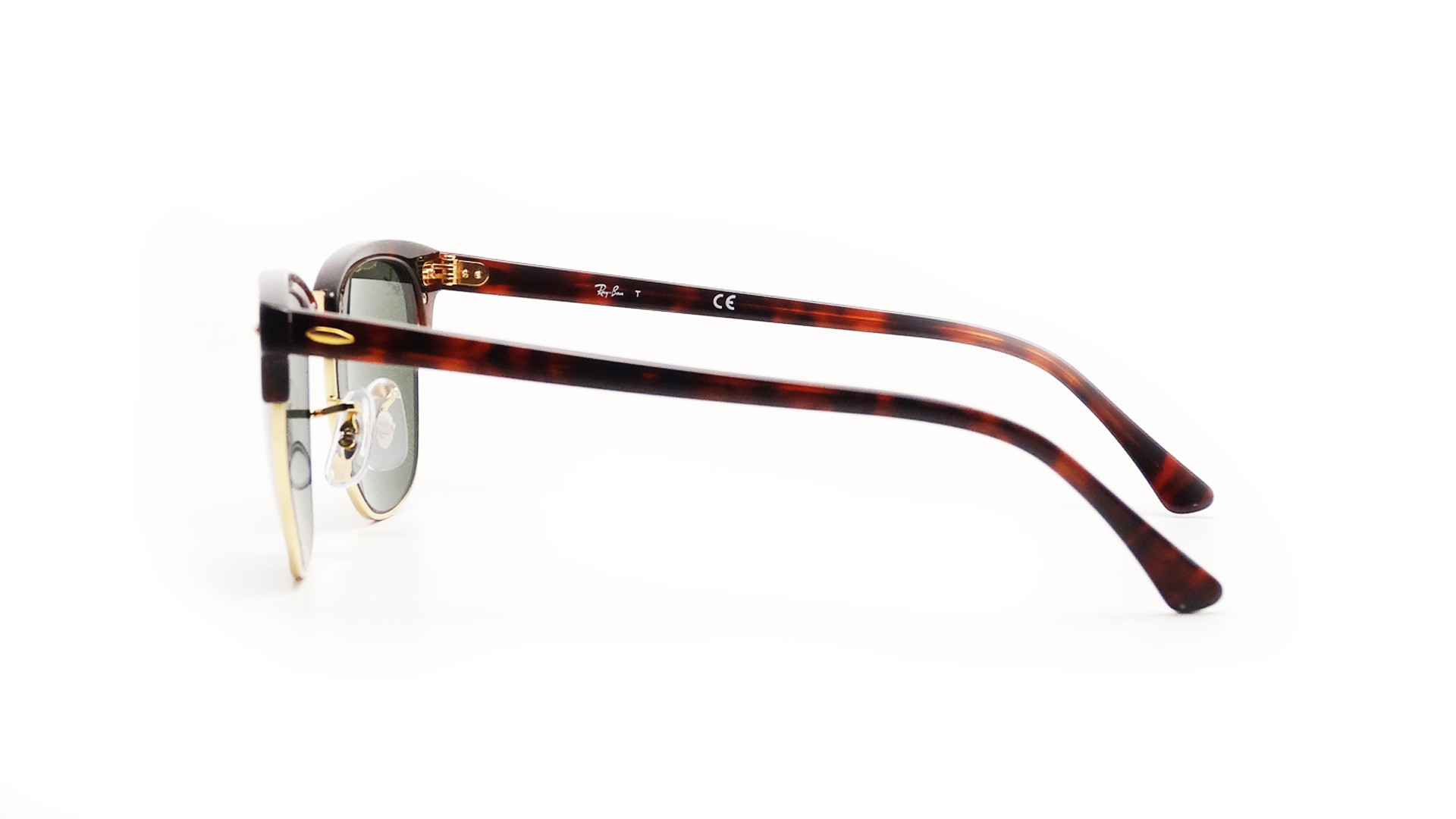 Ray-Ban Clubmaster Classic Écaille RB3016 W0366 49-21   Prix 83,95 €    Visiofactory e11368726ae9