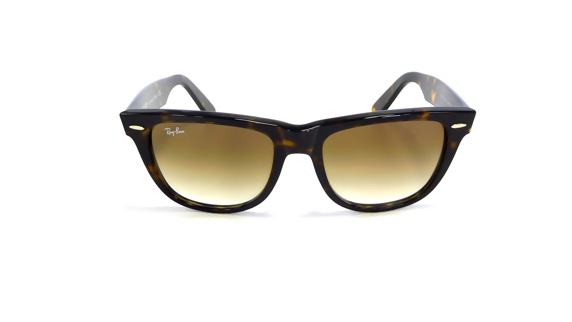 22bed532ea7 Sunglasses Ray-Ban Original Wayfarer Tortoise RB2140 902 51 50-22 Medium  Gradient