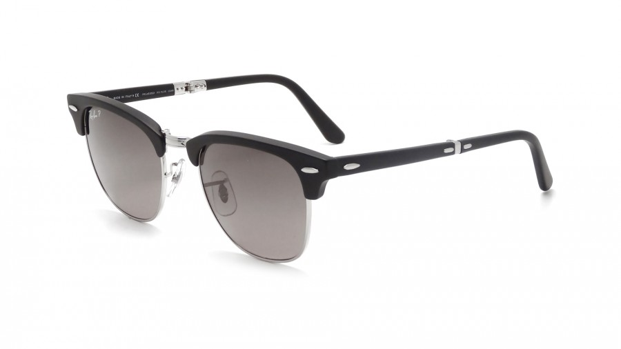 c4386415ba Ray Ban Rb2176. Ray-Ban Folding Clubmaster Sunglasses in Black - RB2176 901  51
