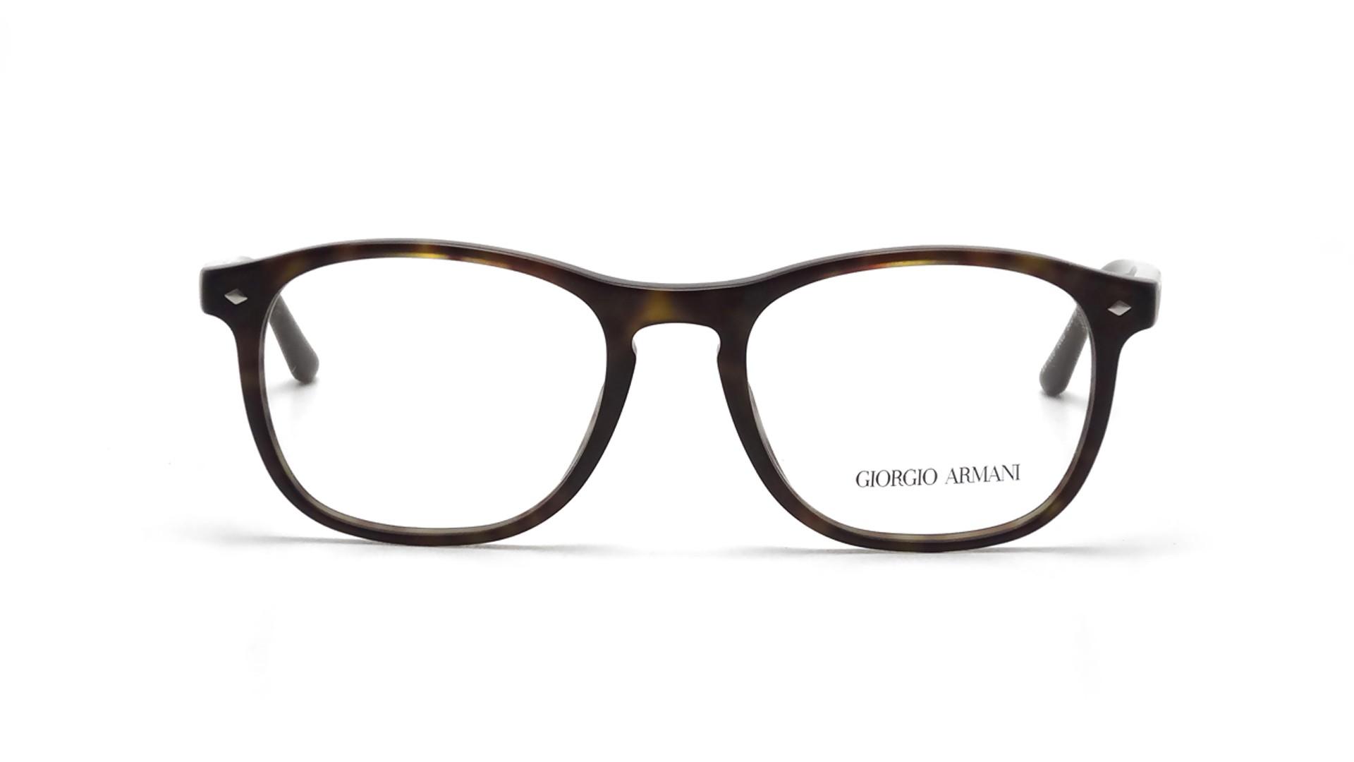 Lunettes de vue Giorgio Armani Frames of Life Écaille AR7003 5002 50-18  Medium cbc17b57d0e1