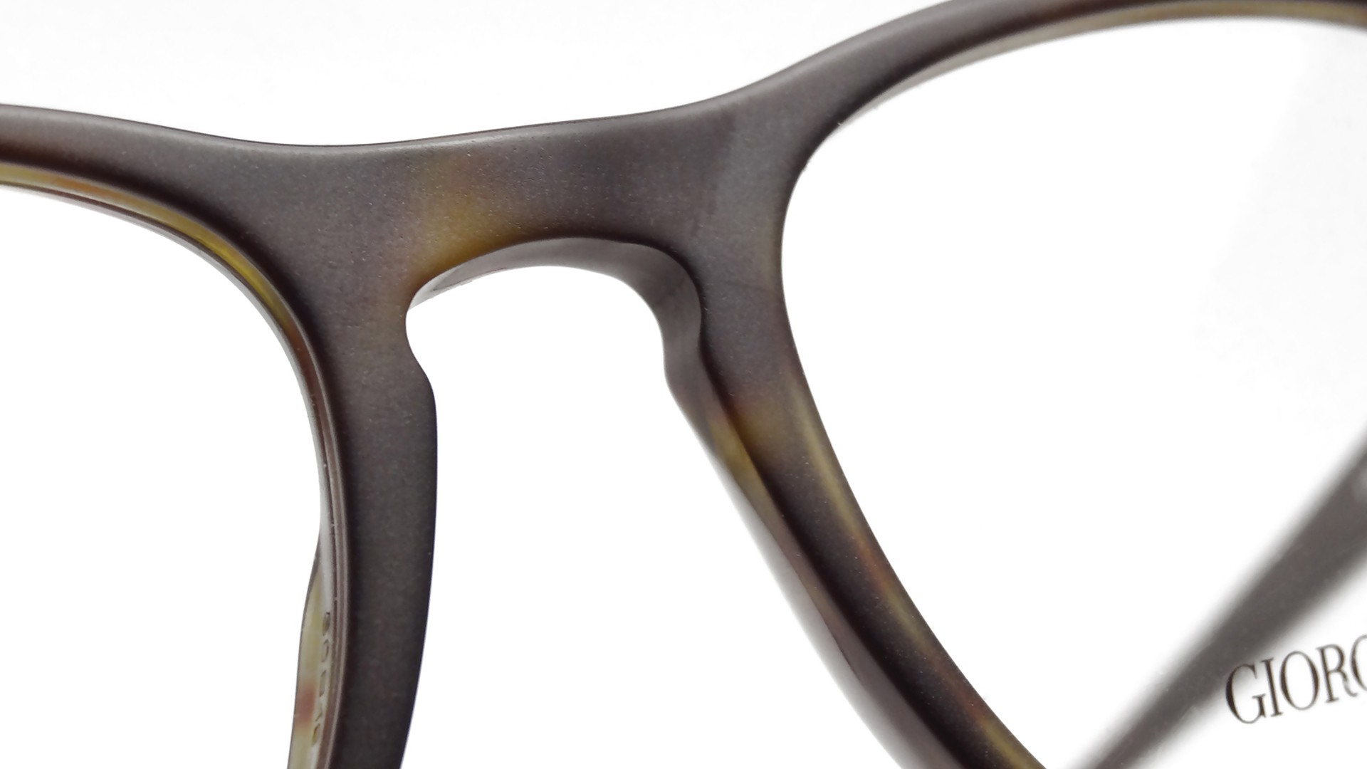 Giorgio Armani Frames of Life Écaille AR7003 5002 50-18   Prix 132,90 €    Visiofactory 2fa2df7971bd