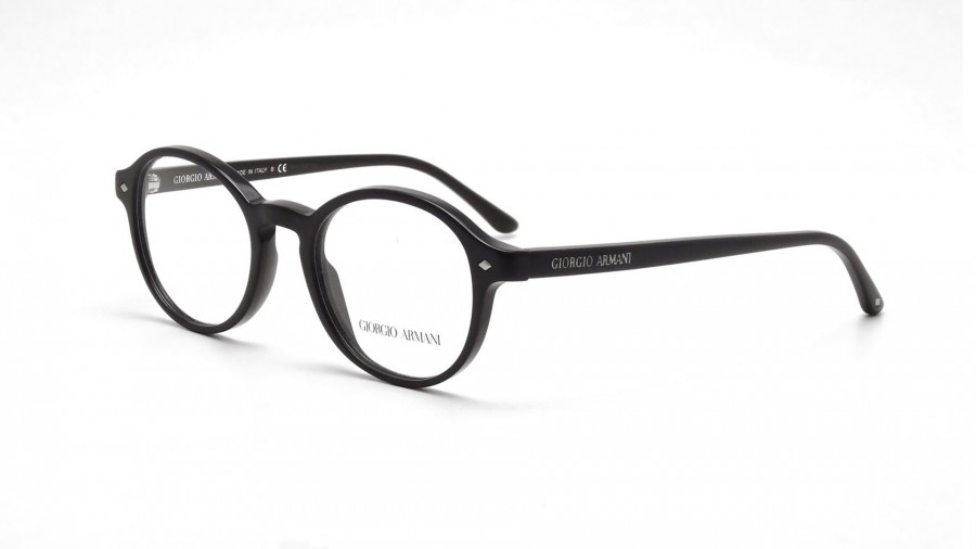 Giorgio Armani Frames of Life Black AR7004 5001 47-19 | Visiofactory