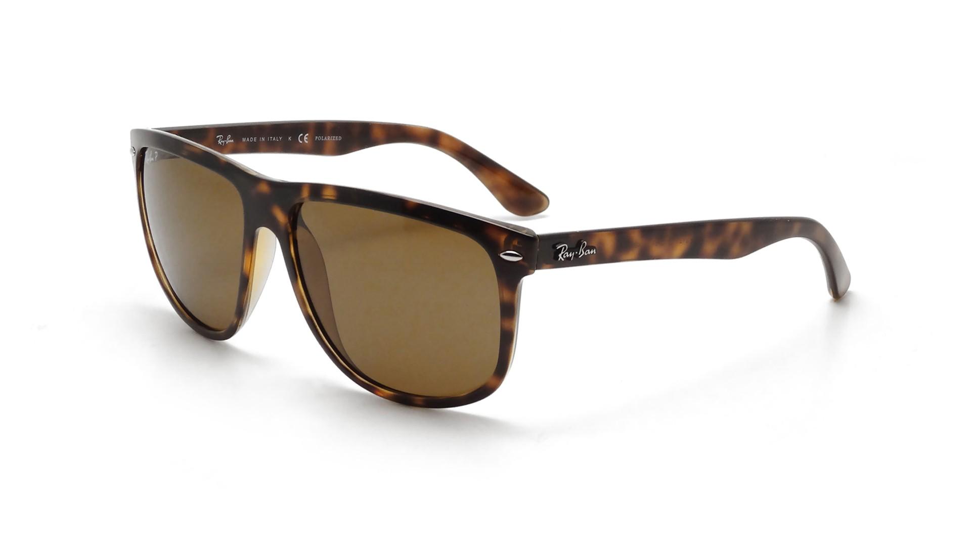 a7fa048a8949 Sunglasses Ray-Ban RB4147 710 57 60-15 Tortoise Large Polarized