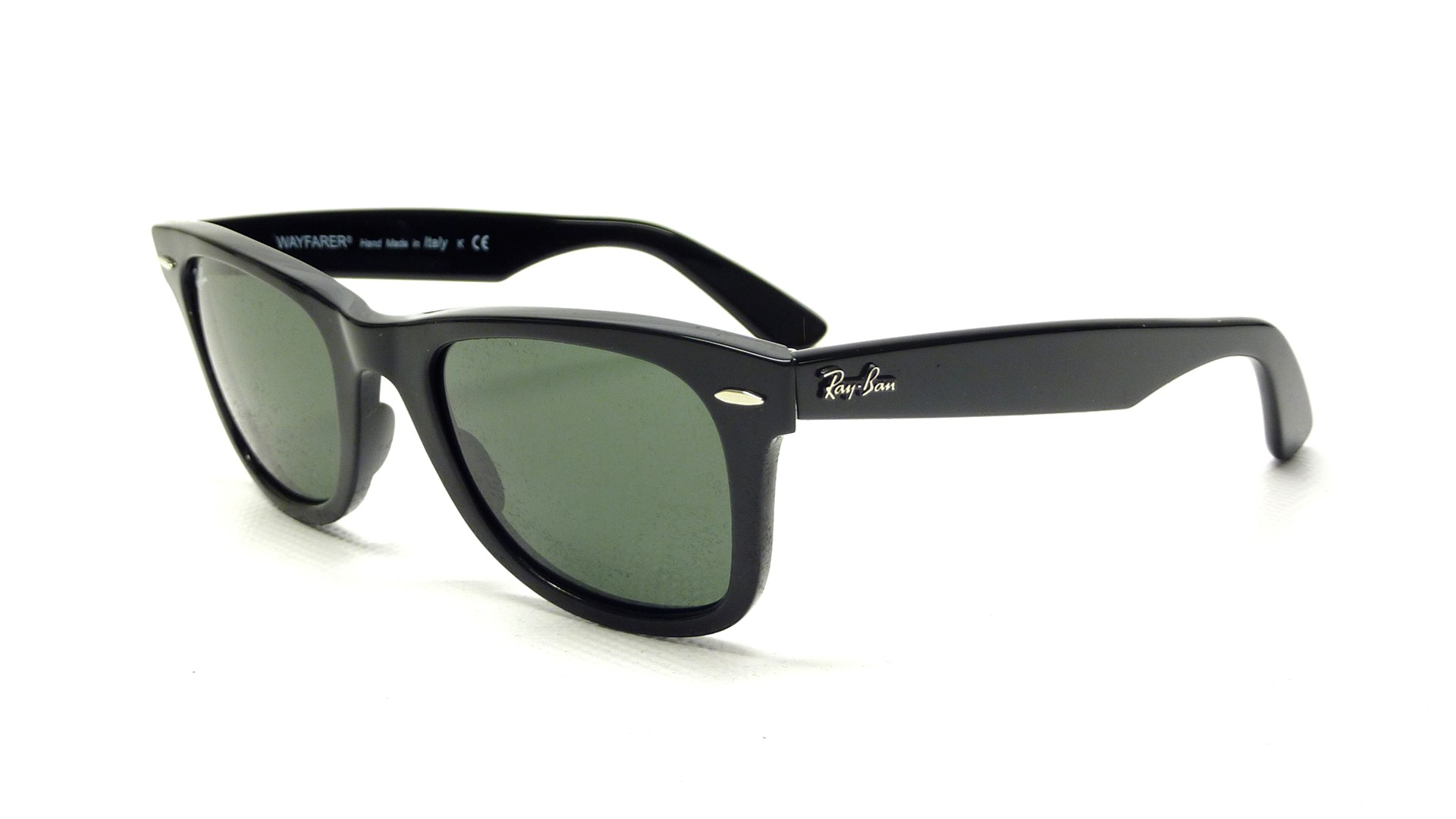 3b950a2e266cd Sunglasses Ray-Ban Original Wayfarer Black RB2140 901 54-18 Large