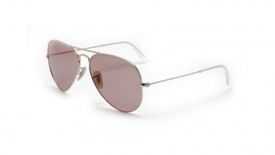 Sunglasses Ray-Ban RB 3025 Aviator Large Metal 001 15 Golden Polarized  lenses Small 7e292323bee1