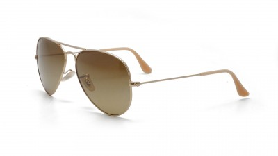a7a4b98cba8d3 Sunglasses Ray-Ban Aviator Large Metal Gold RB3025 112 M2 58-14 Large Polarized  Gradient