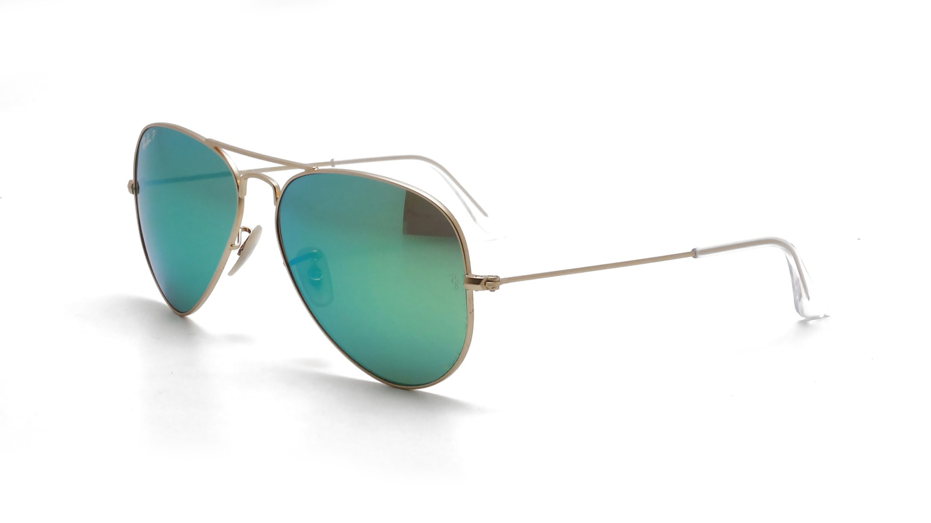 6e1860c2699f9b Sunglasses Ray-Ban Aviator Large Metal Gold RB3025 112 P9 58-14 Large  Polarized Mirror