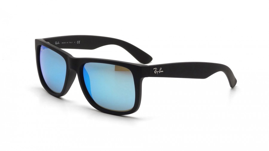 1b88d90c9f51 Ray-Ban Justin Black RB4165 622 55 55-16