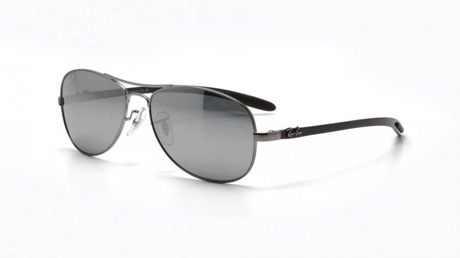 Ray-Ban RB 8301 004/k6 , Argent , Aviator