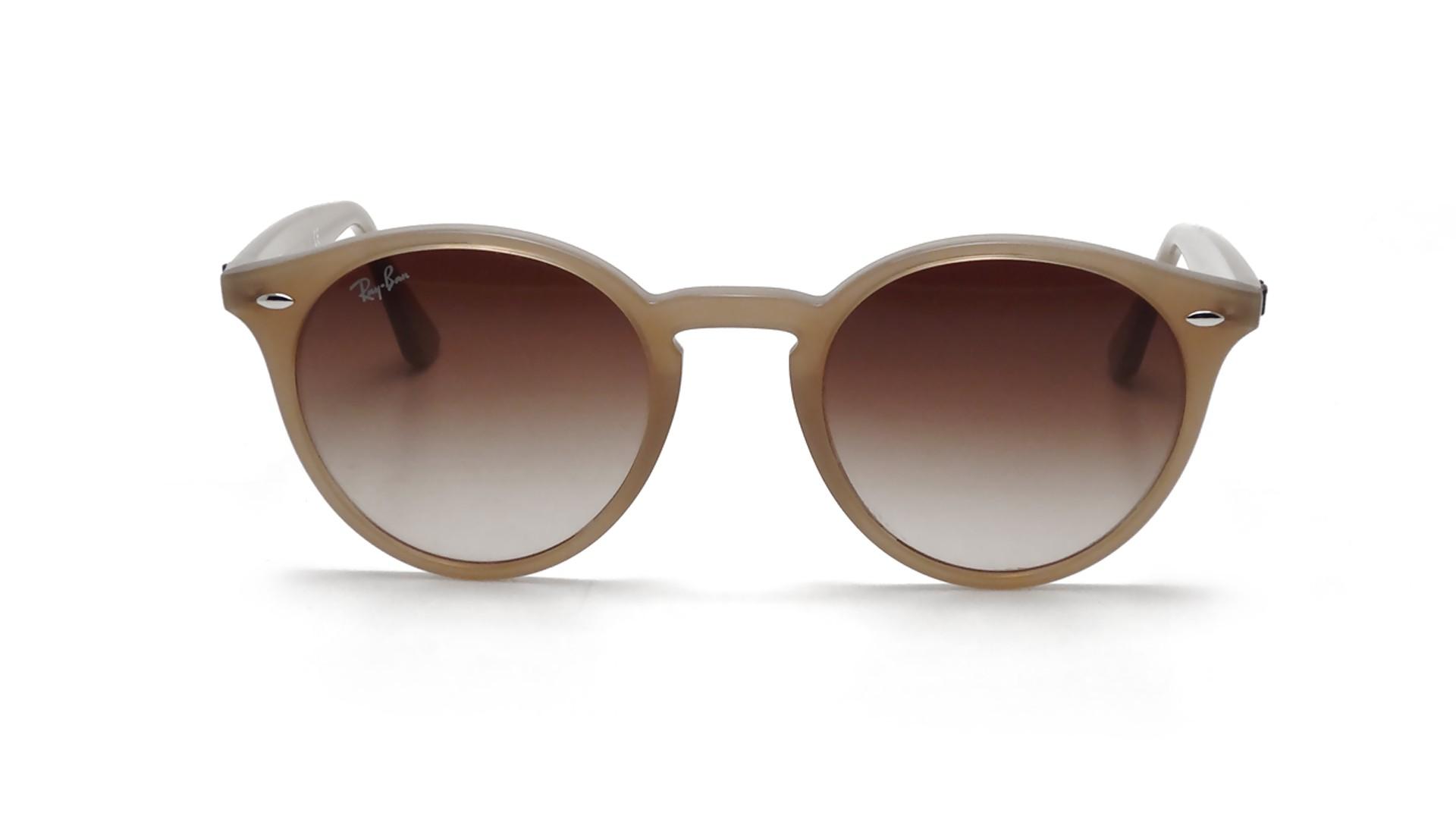 d49f7390960 Sunglasses Ray-Ban RB2180 6166 13 49-21 Beige Medium Gradient