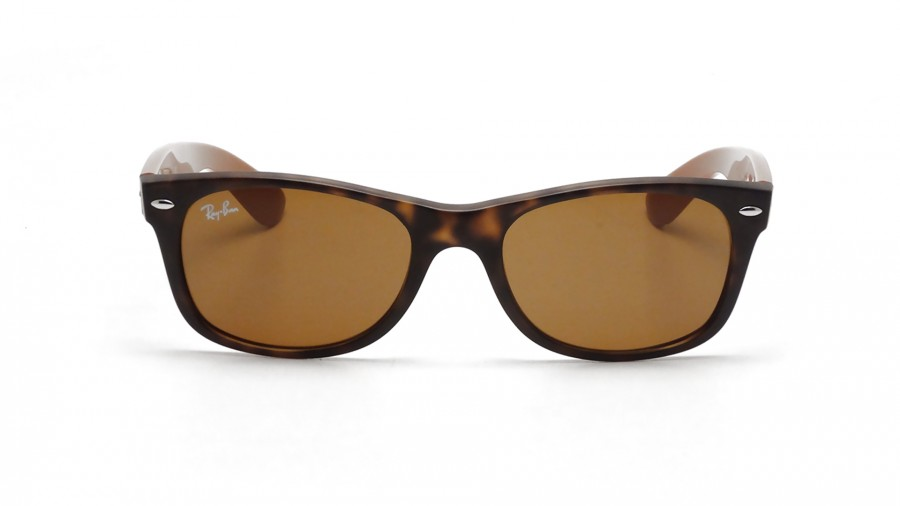 Ray-Ban New Wayfarer RB2132 6179 52-18 HYmQT