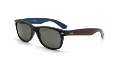 Ray-Ban New Wayfarer Black RB2132 6182 55-18 117,42 €