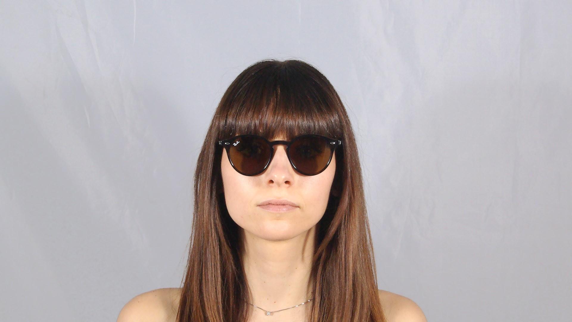bca6ee8966 Sunglasses Ray-Ban RB2180 710 73 49-21 Tortoise Medium