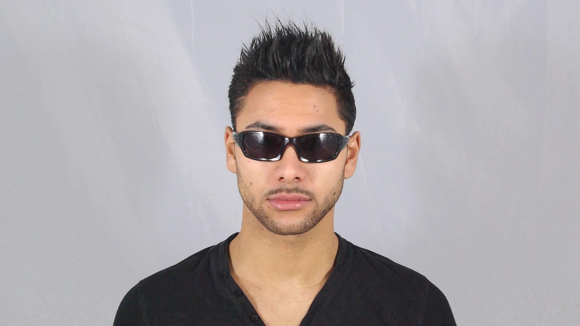 5cd8e92db10 Sunglasses Oakley Fives Squared Grey OO9238 05 54-20 Medium