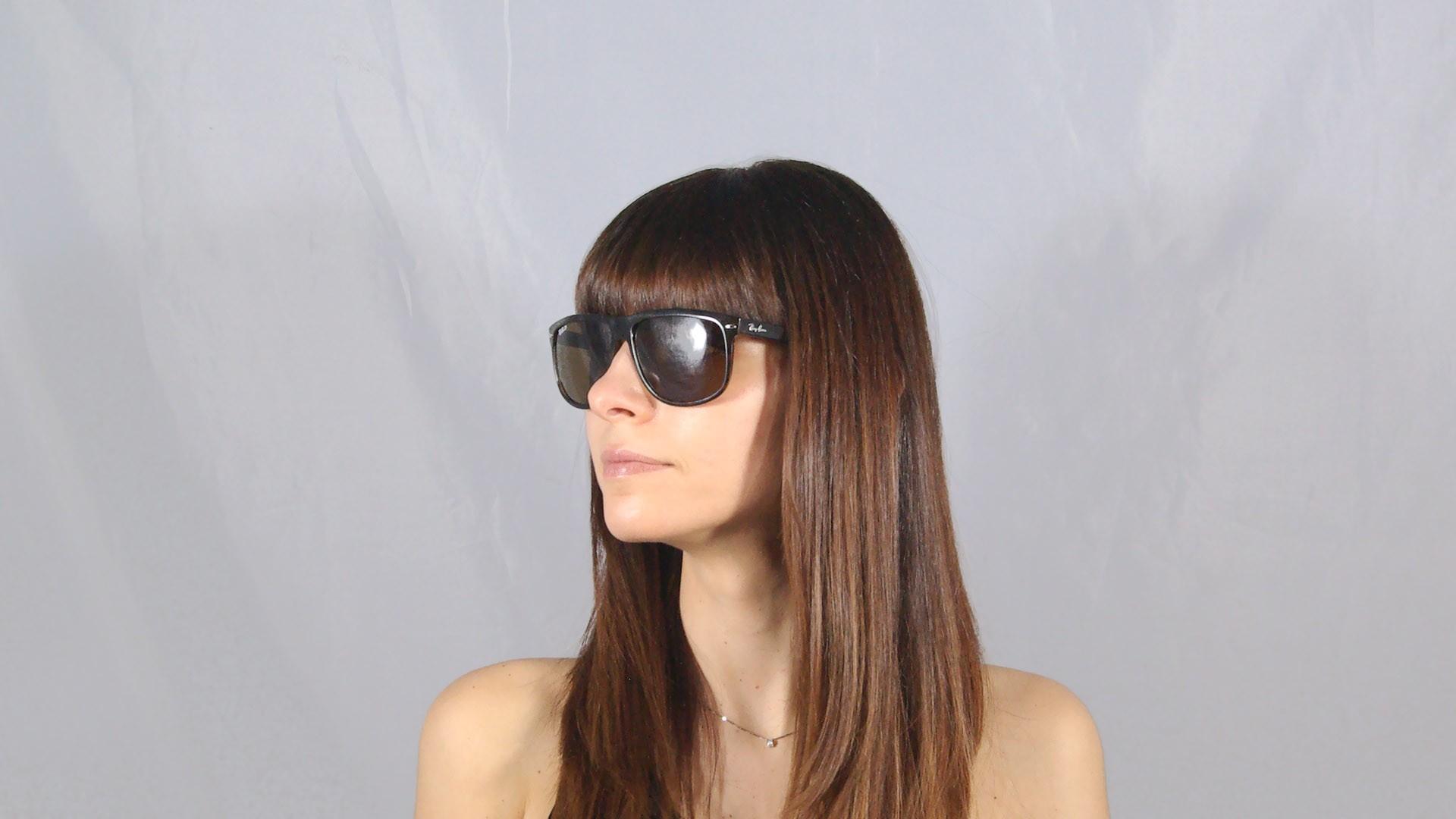 58ad386ed74 Sunglasses Ray-Ban RB4147 710 57 60-15 Tortoise Large Polarized
