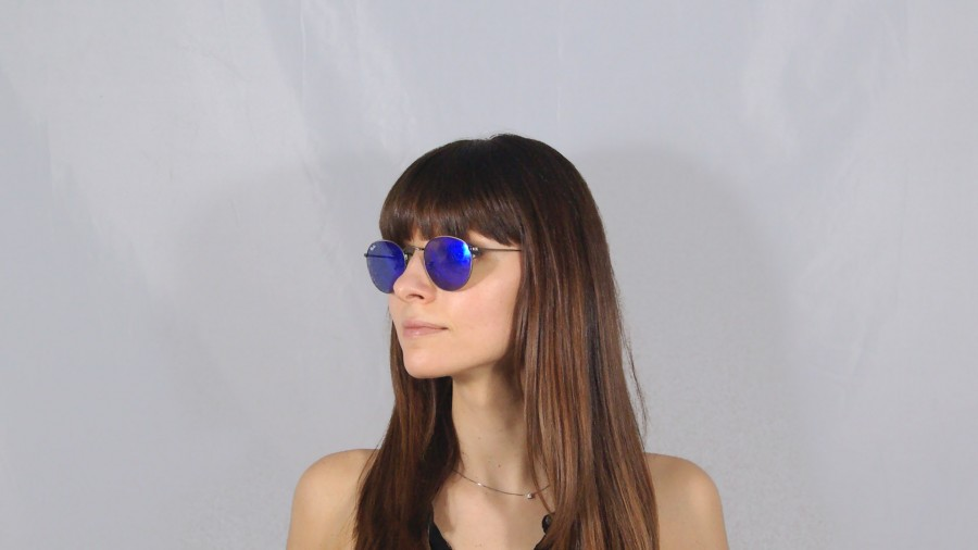 fad5773a5d ray ban round 50 21