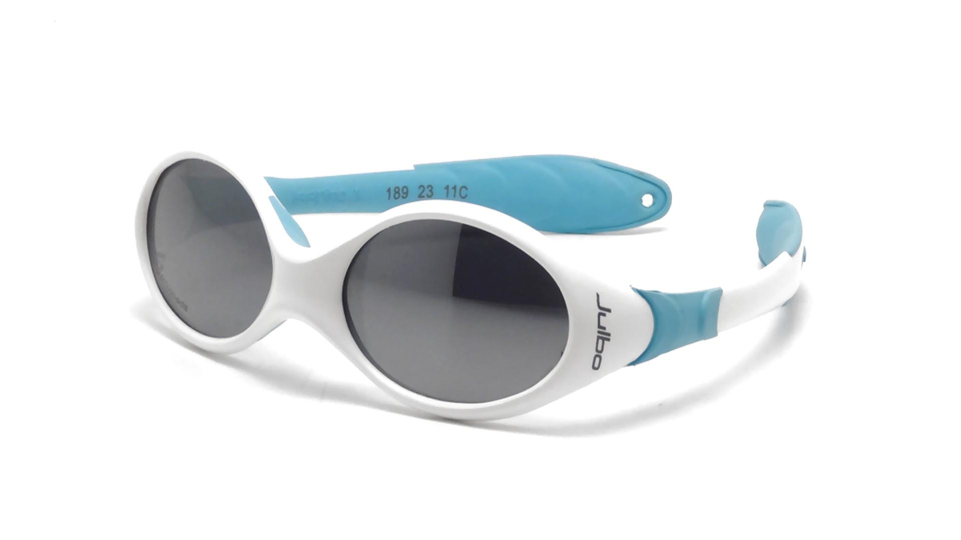 4a0088e9f94d7 Sunglasses Julbo Looping 1 White J89 23 C 39-3 Baby 0-18 month Mirror