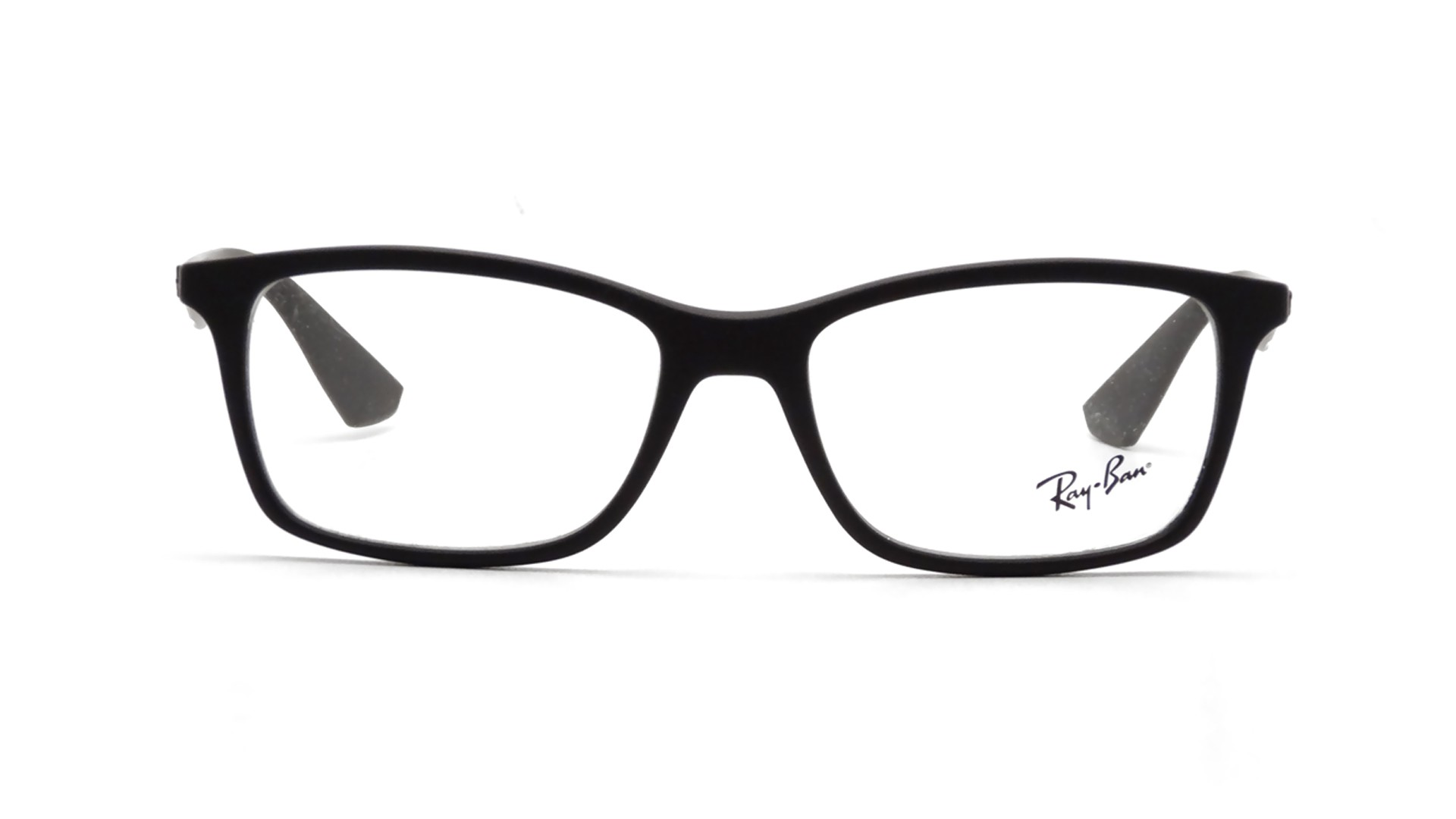 1a1b8a2d229 Eyeglasses Ray-Ban Active Lifestyle Black RX7047 RB7047 5196 54-17 Medium