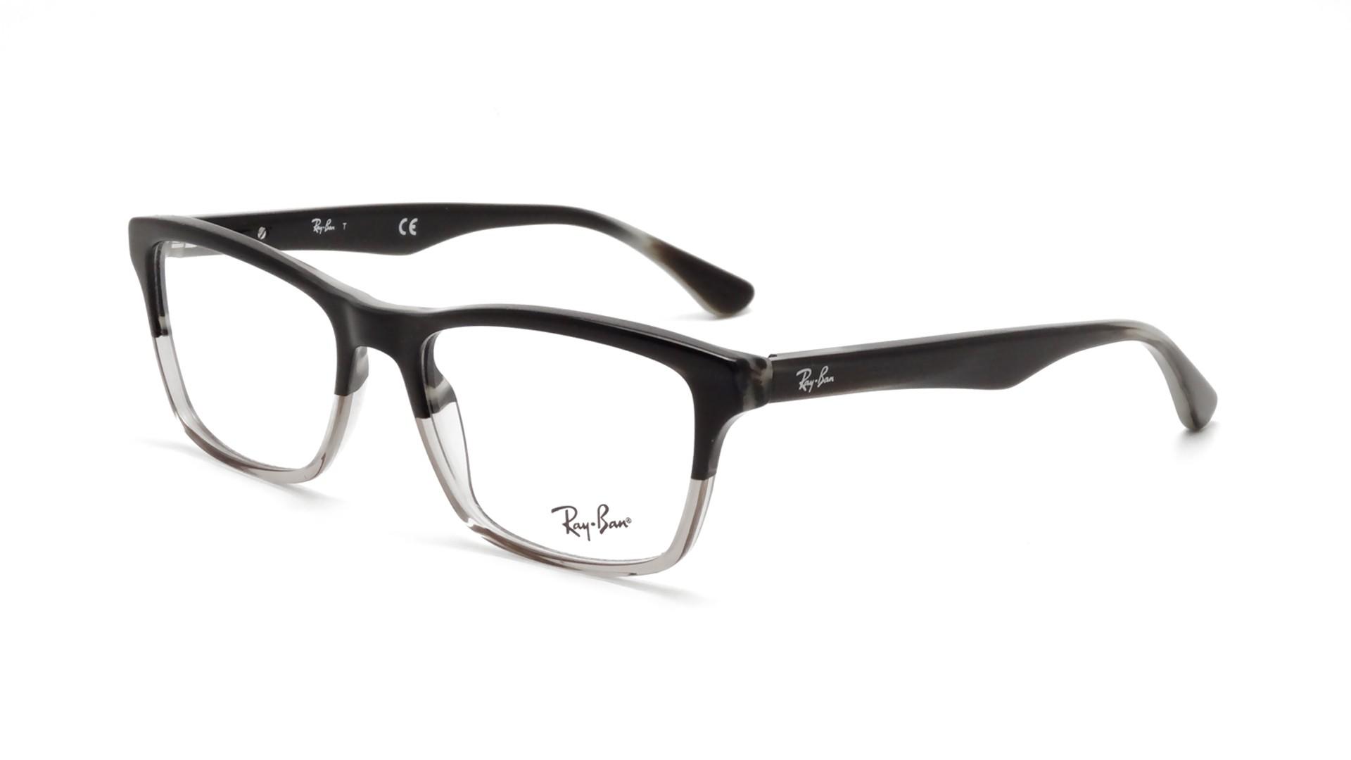 4d98e6ff60 Eyeglasses Ray-Ban RX5279 RB5279 5540 55-18 Grey Medium