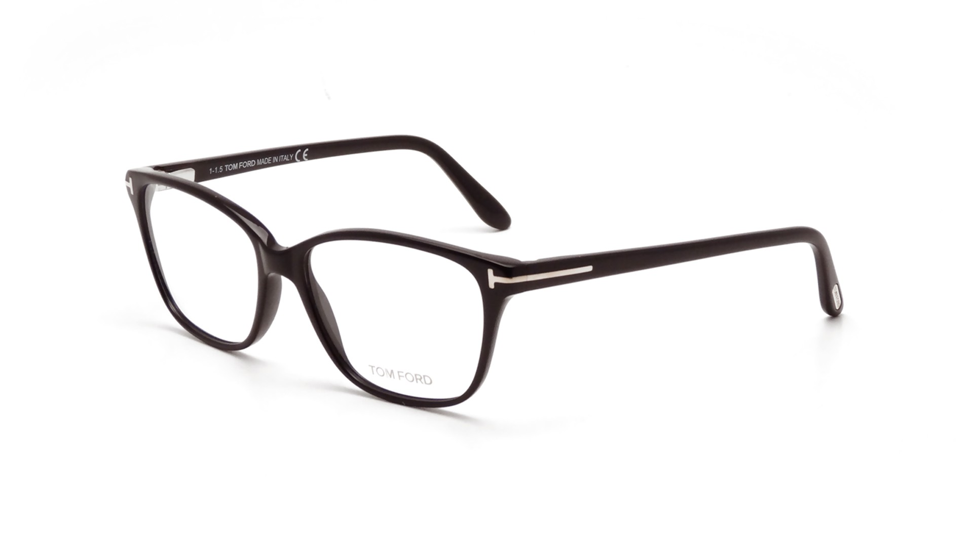 d15adffae47e Eyeglasses Tom Ford FT5293 001 54-15 Black Medium
