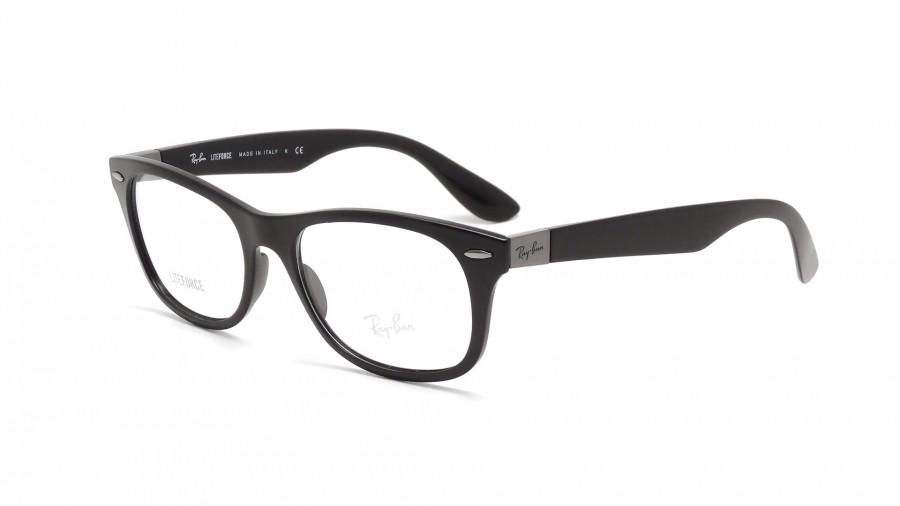 ... discount lunettes de vue ray ban tech liteforce black rx7032 rb7032  5206 50 45142 5ca3e 3f3da27478
