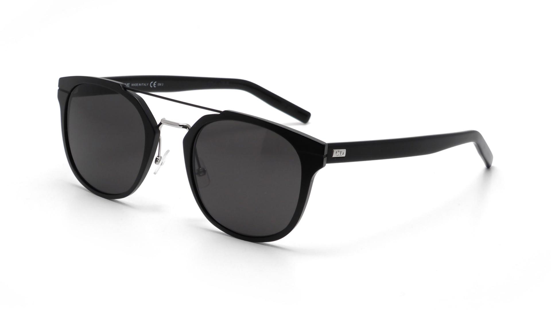 53856f99aa6 Sunglasses Dior AL13.5 Black GQX Y1 52-23 Medium