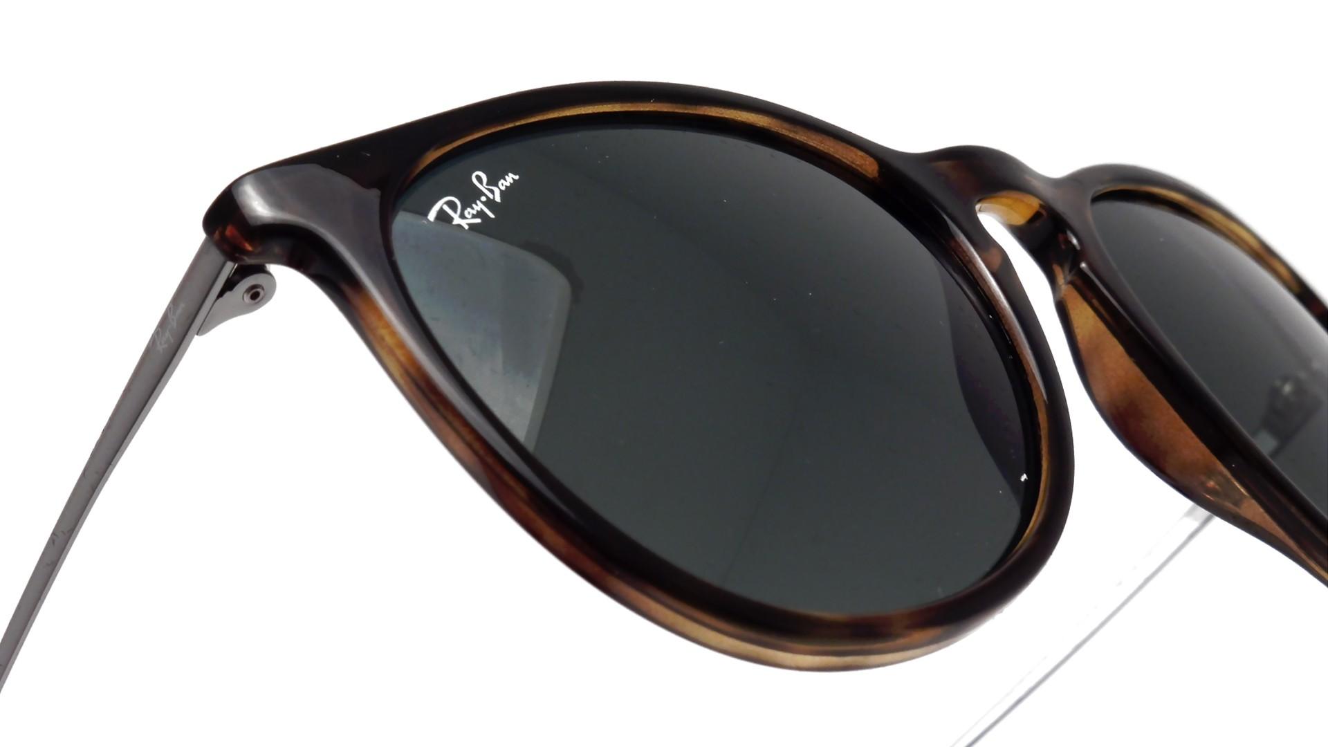 9252a04b5a4 Sunglasses Ray-Ban Erika Tortoise RB4171 710 71 54-18 Medium