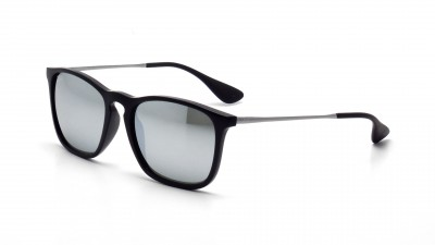 b5ff3aa17a Ray-Ban Chris Black RB4187 601 30 54-18 ...