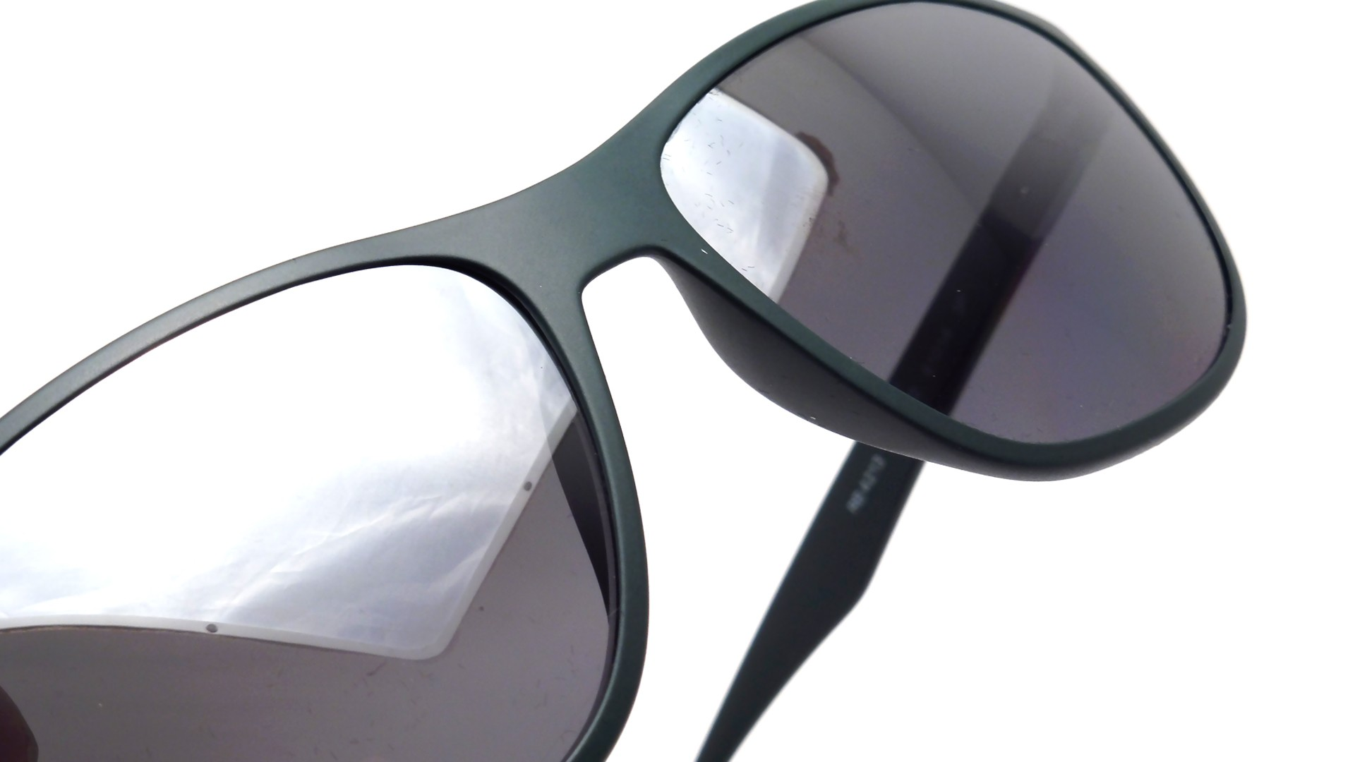 47f16a14b62 ... france sunglasses ray ban tech liteforce green rb4213 6125 82 61 large  polarized mirror 4a3d0 42a09