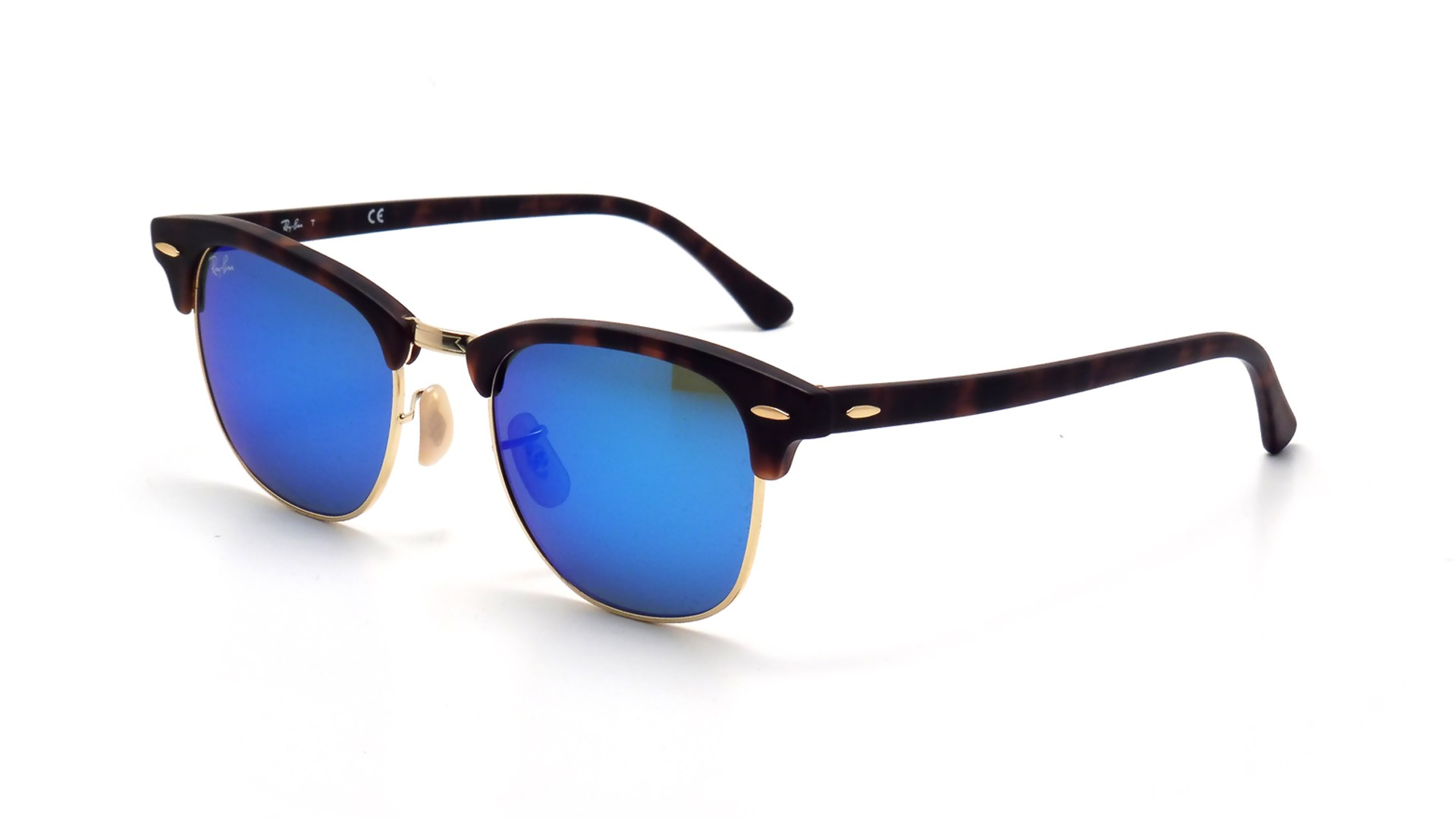 e6306e7d8 ... spain sunglasses ray ban clubmaster tortoise flash lenses rb3016 1145  17 51 21 medium 16246 c4d06