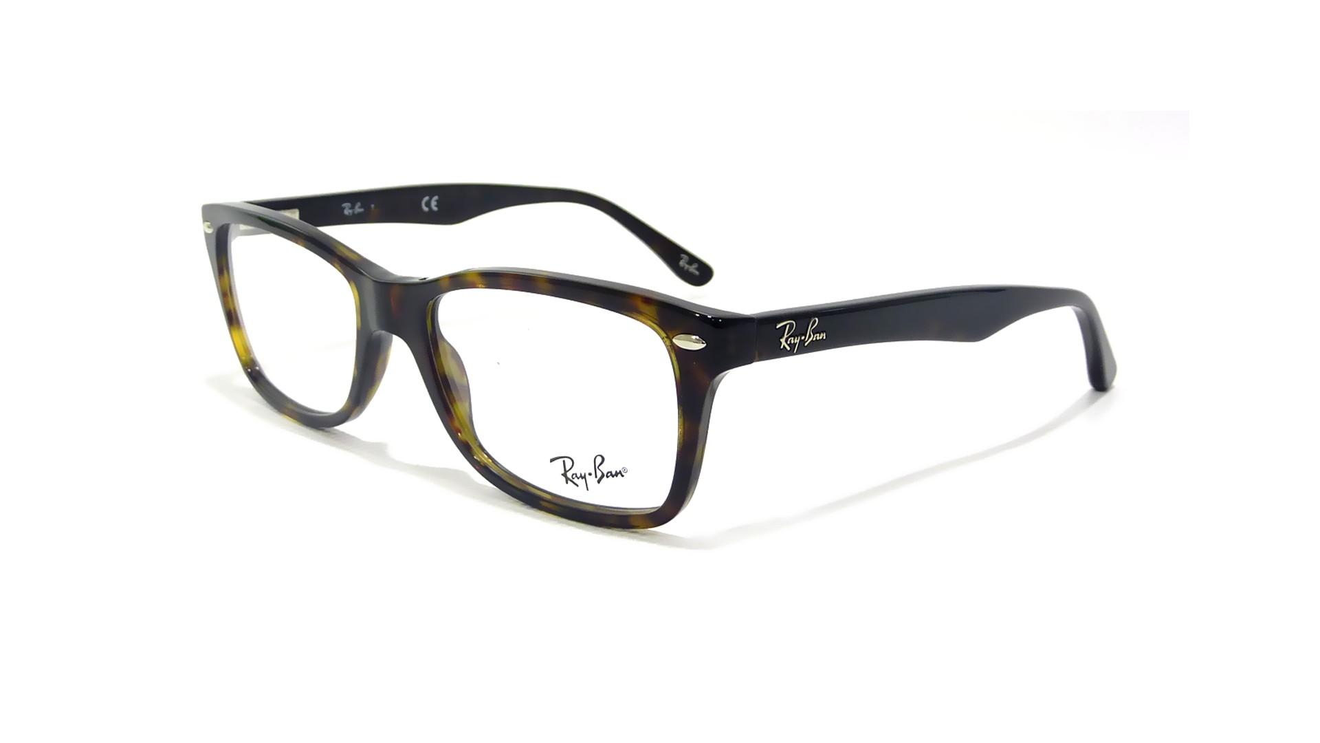 85eed4f619c8e Eyeglasses Ray-Ban RX5228 RB5228 2012 53-17 Tortoise Medium