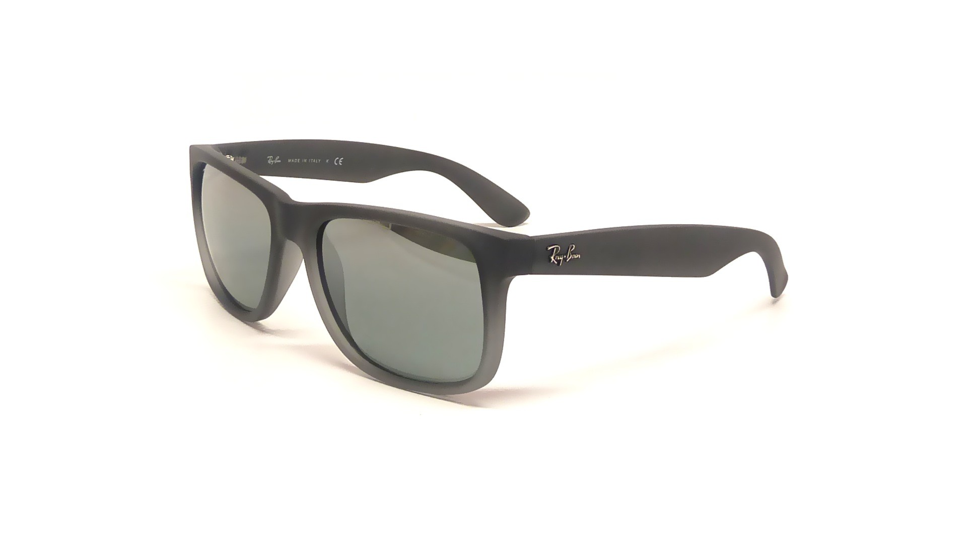 102a5c69b973 Ray-Ban Justin Grey RB4165 852 88 54-16