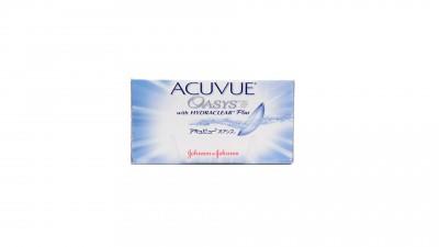 Lentilles de contact Acuvue Oasys Bi Mensuelles 6L