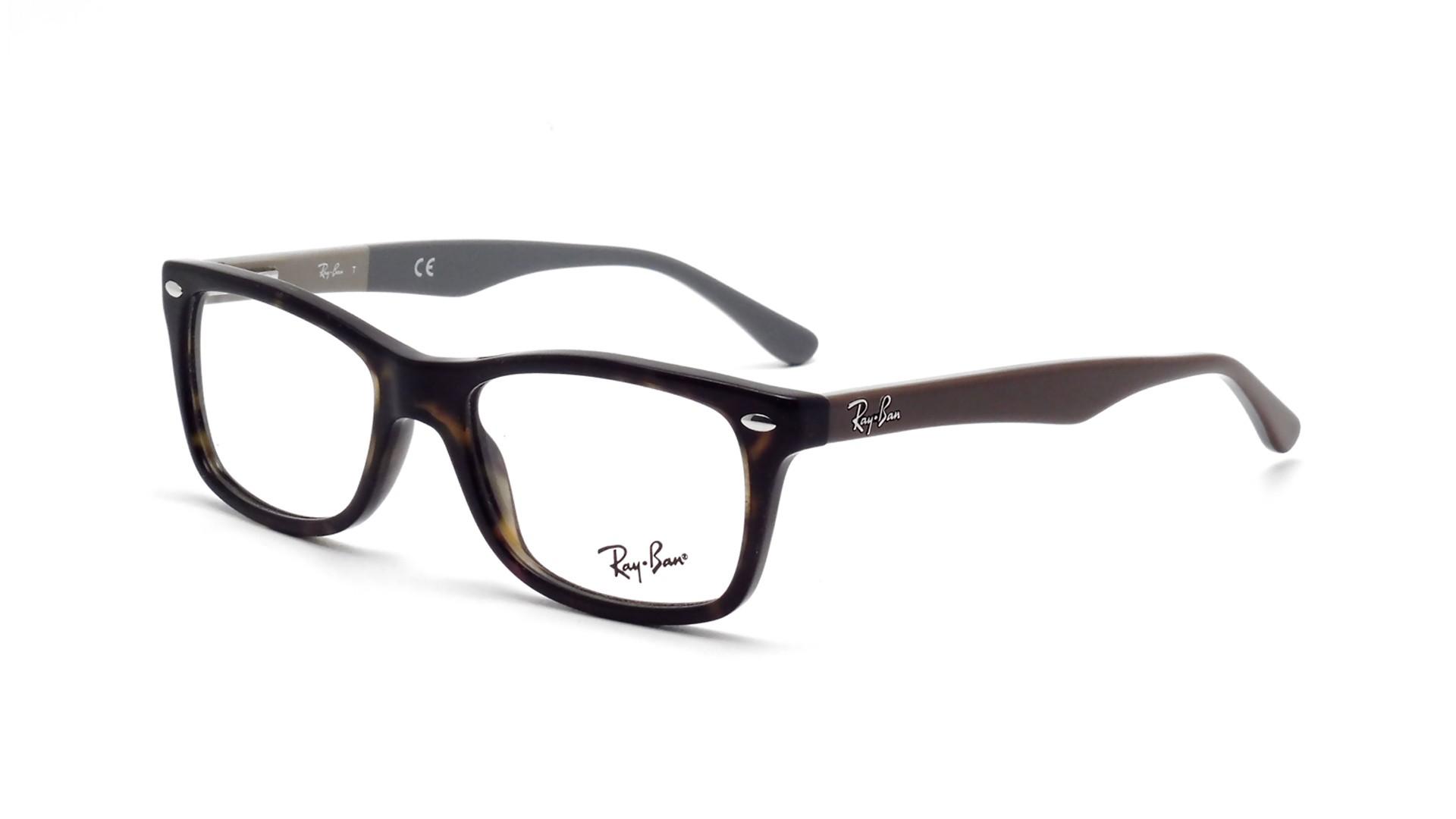 a089753cf5 Eyeglasses Ray-Ban RX5228 RB5228 5545 50-17 Tortoise Medium
