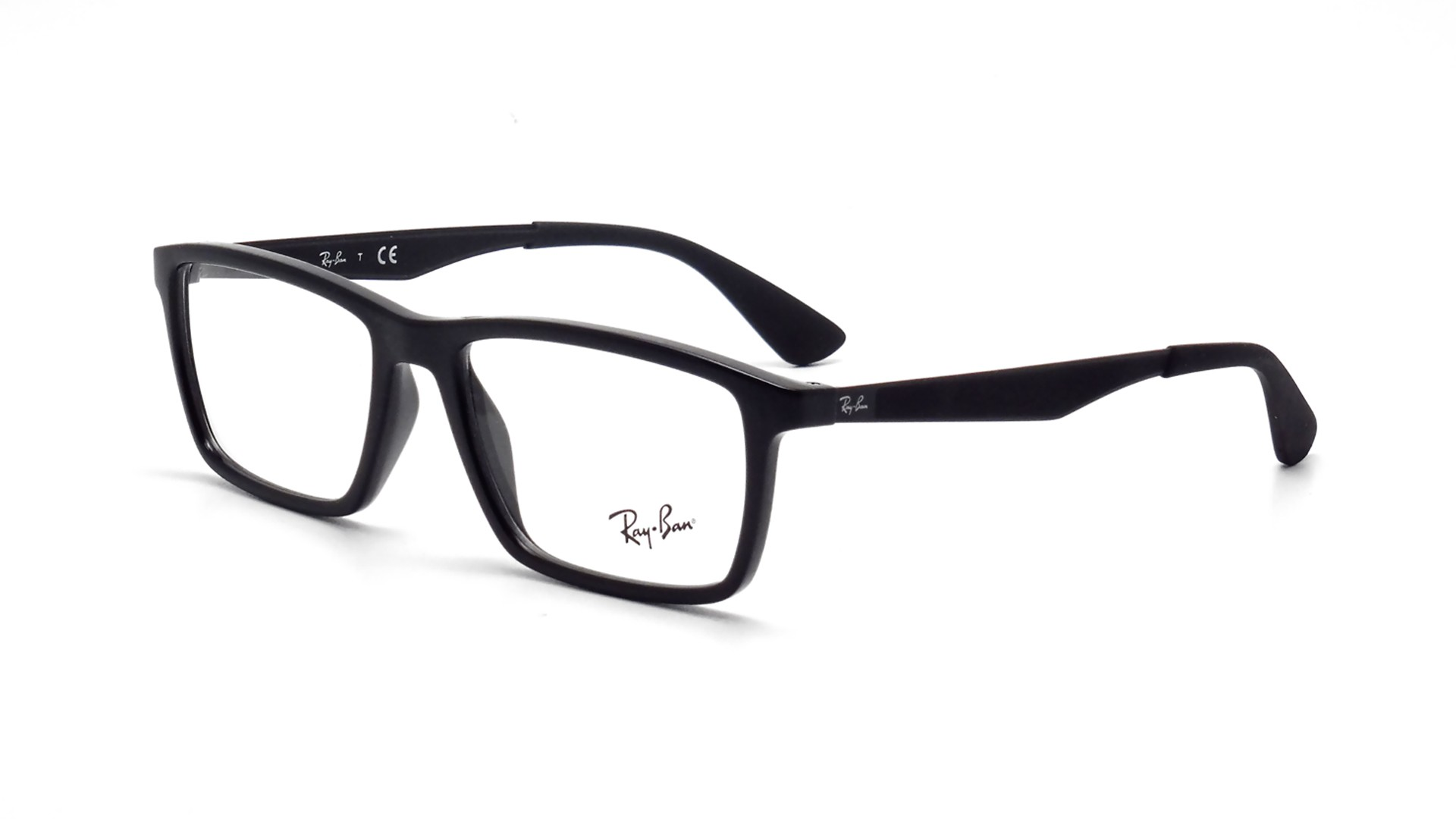 042ef6af676 Eyeglasses Ray-Ban RX7056 RB7056 2000 53-17 Black Medium