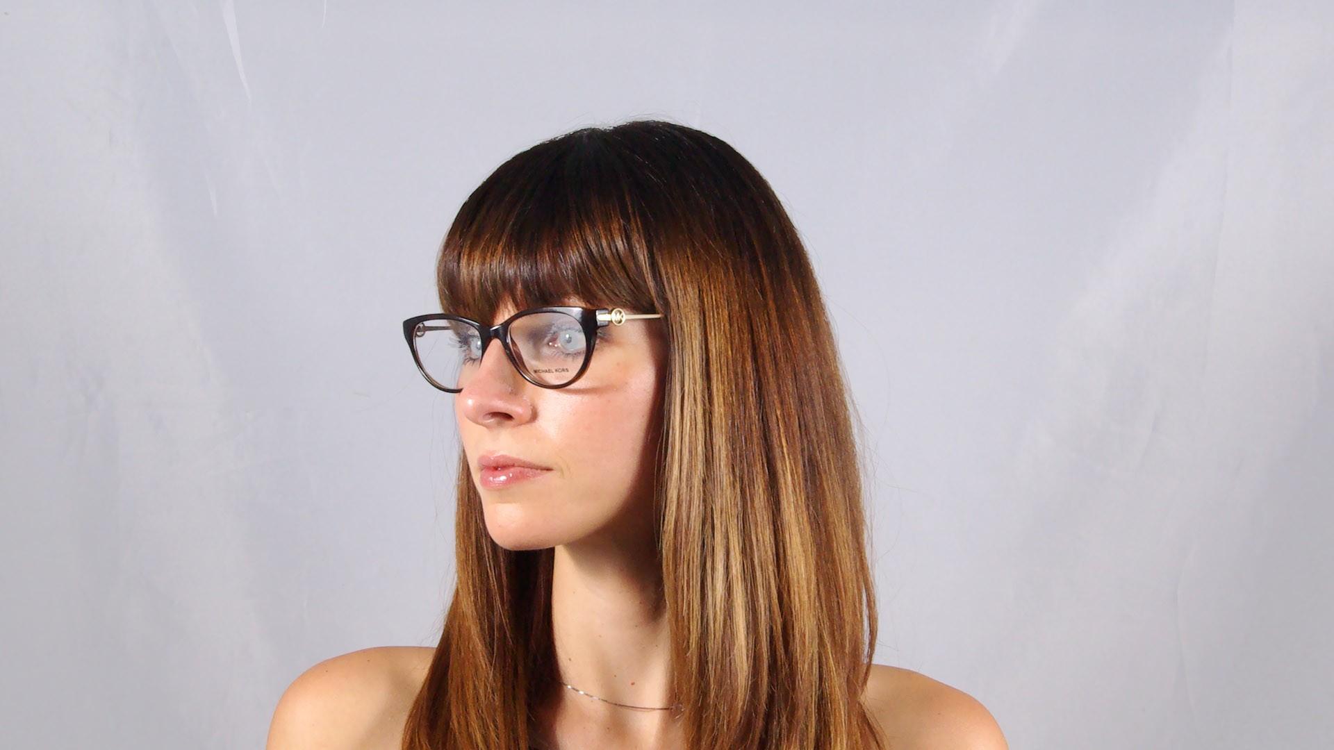 8fd7e75bbc Eyeglasses Michael kors Courmayeur Tortoise MK8003 3006 51-17 Medium