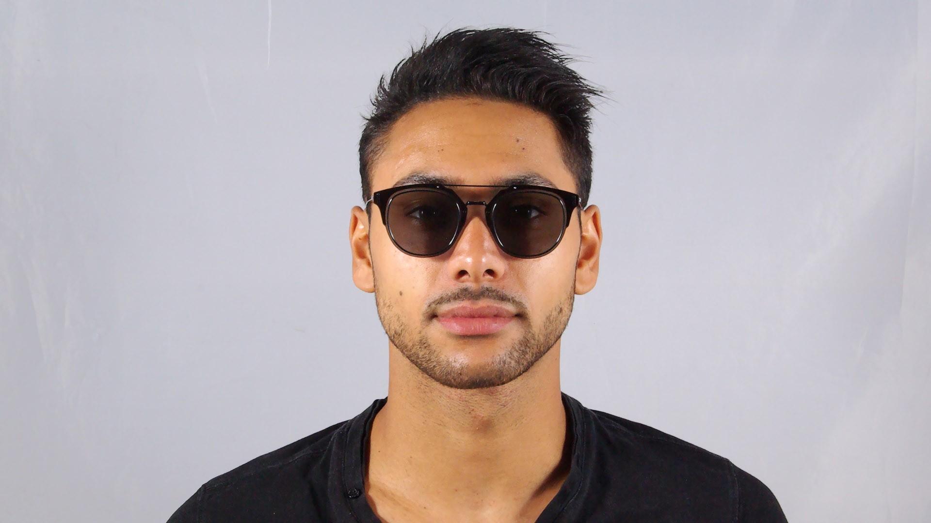 78f39afc3e6 Sunglasses Dior Composit Black 1.0 006 2K 62-12 Large