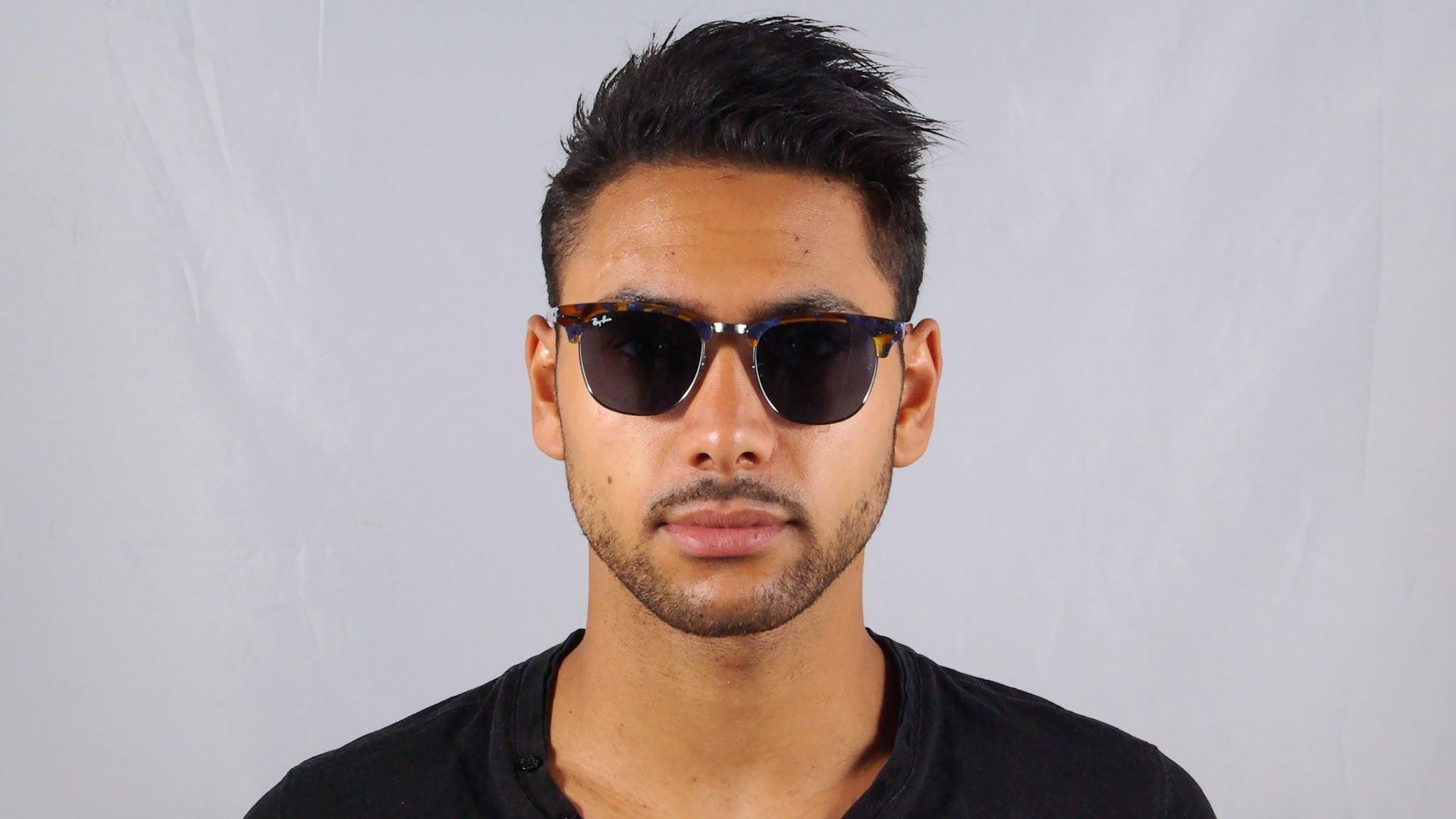 f3ceb6d5820 ... get sunglasses ray ban clubmaster fleck tortoise g15 rb3016 1158 r5 51  21 medium e8e56 05f0f