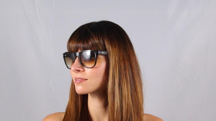 a0b00303933 Sunglasses Ray-Ban Original Wayfarer Tortoise RB4105 710 51 54 Large  Pliantes Gradient
