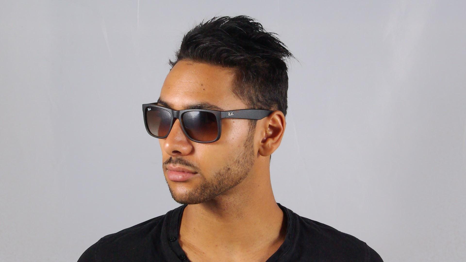 352129e3372 ... inexpensive sunglasses ray ban justin tortoise rb4165 710 13 51 16  medium gradient. 3 reviews
