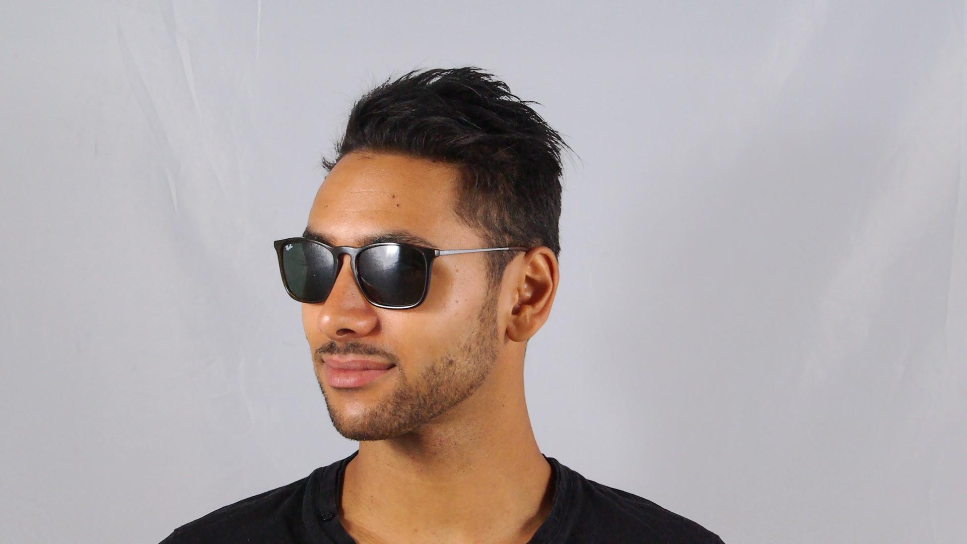 23041ca26426e Sunglasses Ray-Ban Chris Tortoise RB4187 710 71 54-18 Medium